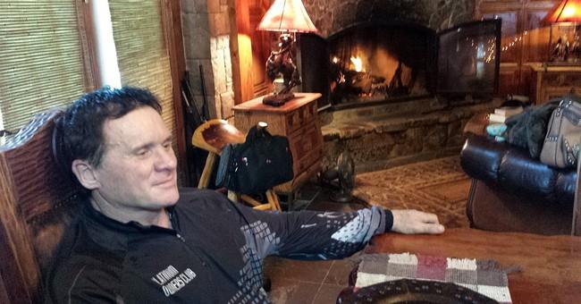 Snowmobiler stranded in freezing ravine wrote goodbye notes