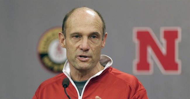 Nebraska football coach Riley appreciates welcome so far