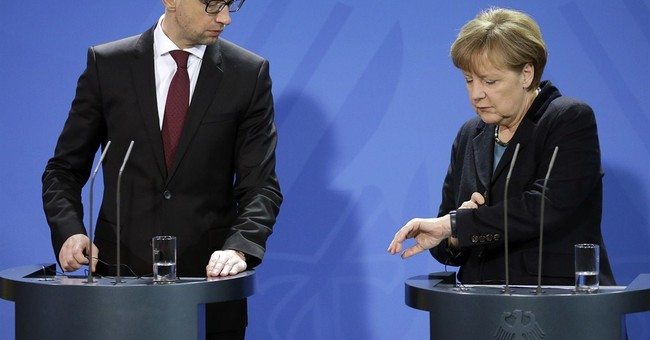 EU offers Ukraine more loans if it makes promised reforms