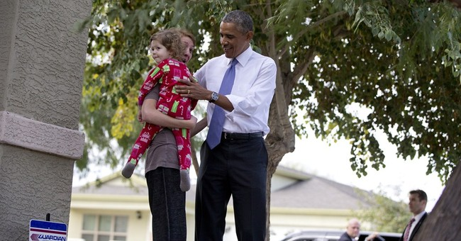 Obama meets Giffords on 4th anniversary of shooting