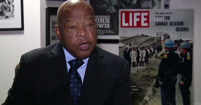 Selma civil rights march still vivid for US Rep John Lewis