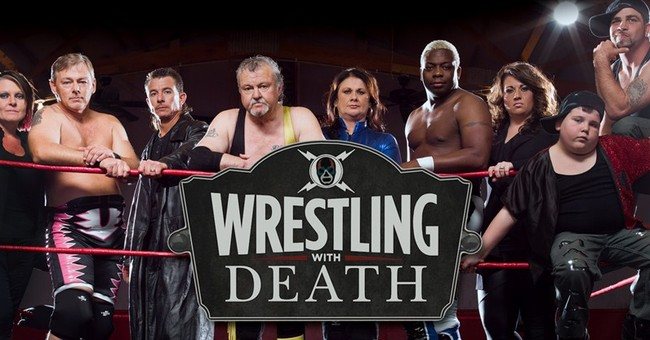 In reality, does a wrestling mortuary owner make good TV?