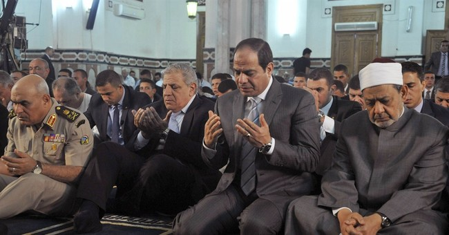 From Egypt's leader, an ambitious call for reform in Islam