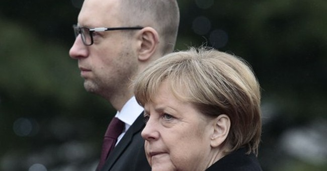 Merkel: working on possible meeting on Ukraine in Kazakhstan