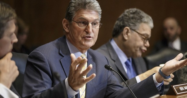Manchin's energy fight with Obama reflects new West Virginia