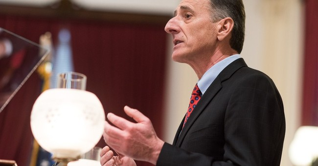 Vermont governor re-elected after failing to win majority