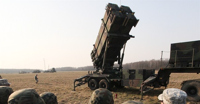 US air defense troops train fast deployment in Poland