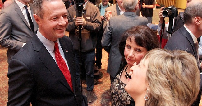 O'Malley works to position himself as Clinton alternative