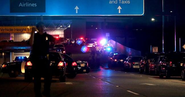 Sheriff: Airport attacker had machete, Molotov cocktails
