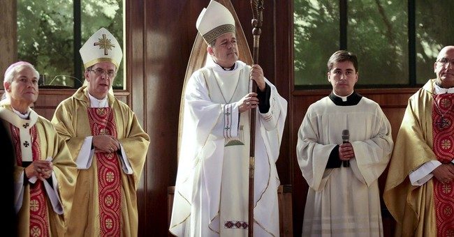 Chile bishop ordained amid protest over alleged sex cover-up