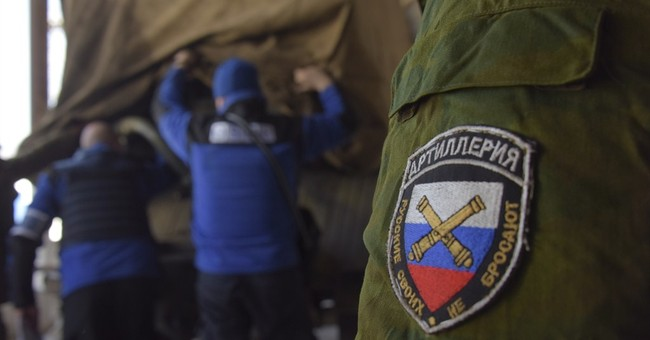 Confidence in Ukraine's cease-fire hurt by arms violations