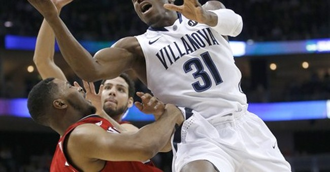 NC State in Sweet 16 with 71-68 stunner over No. 1 Villanova
