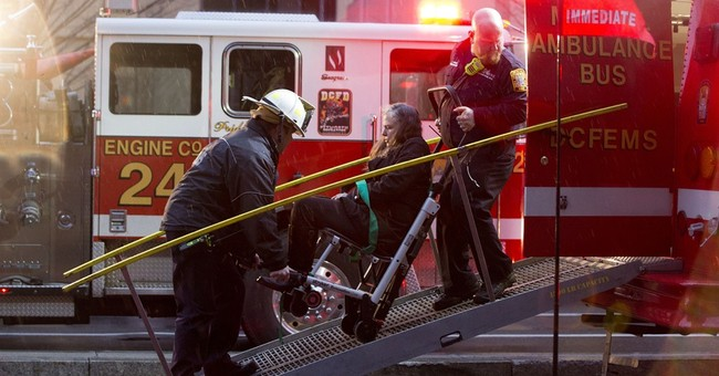 911 center setup slowed response to deadly DC subway smoke