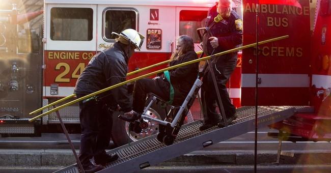 911 center setup slowed response to deadly DC subway smoke