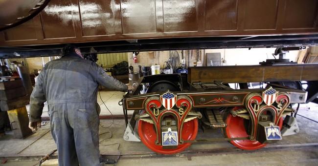 Lincoln funeral train replica won't recreate historic trip
