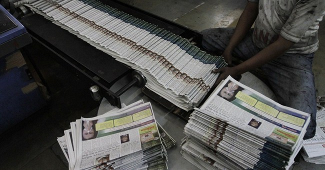 Aspirations of small town India push regional newspaper boom
