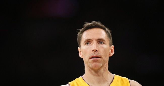 Two-time MVP Steve Nash announces retirement from NBA