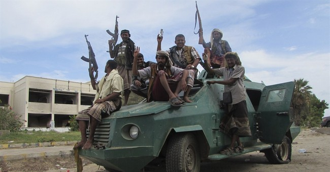 Shiite rebel leader vows to fight rivals in Yemen's south