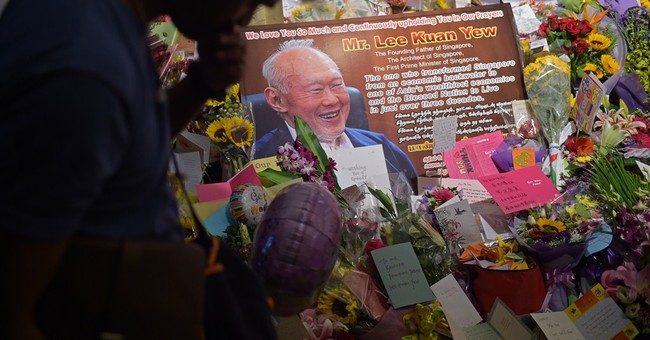 Singapore founding father Lee Kuan Yew's condition worsens
