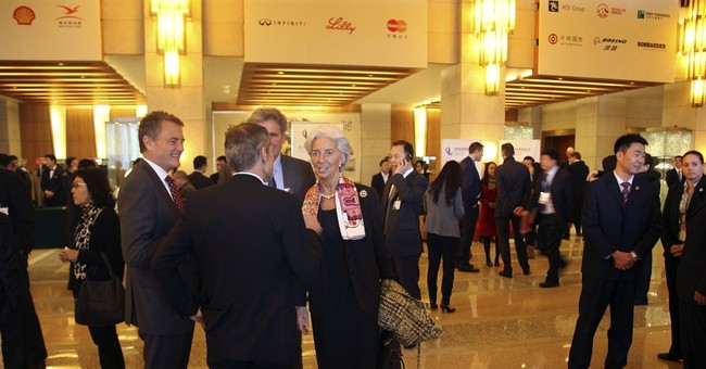 IMF welcomes Beijing's efforts to boost regional investment
