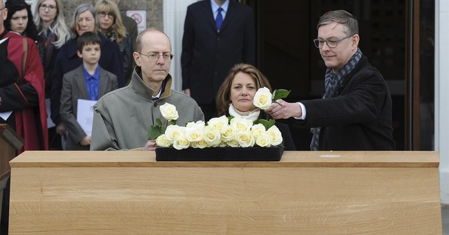 530 years after death, Richard III honored before reburial