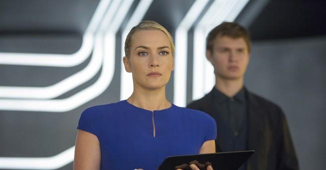 'Insurgent' seizes top spot; 'The Gunman' misfires