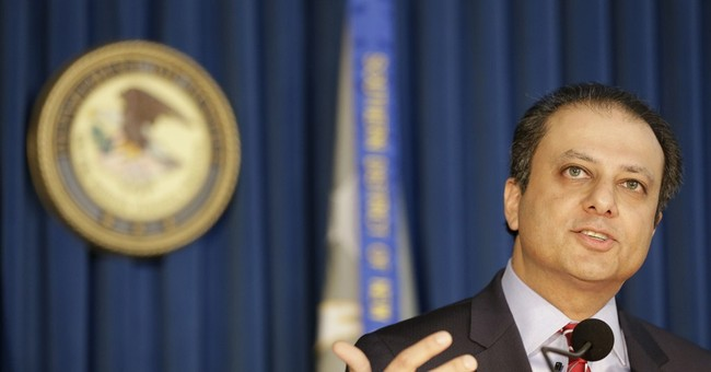 US Attorney Preet Bharara faces setbacks amid NY success run