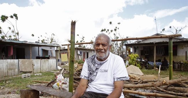 Eruptions, quakes, cyclones: Vanuatu man survives them all