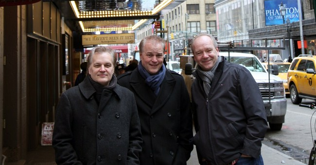 How 3 Broadway novices wrote 'Something Rotten!'