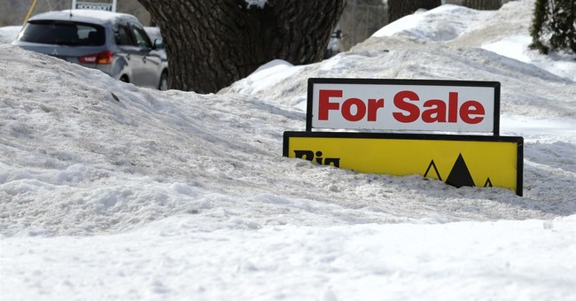 US home sales rebound slightly in February