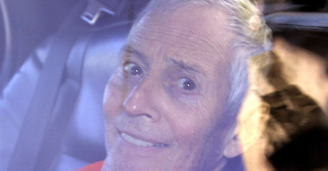 No bond for millionaire Durst on New Orleans weapons charges