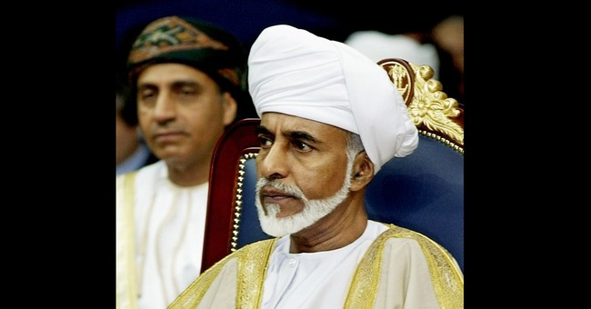 Oman ruler returns after months of treatment in Europe