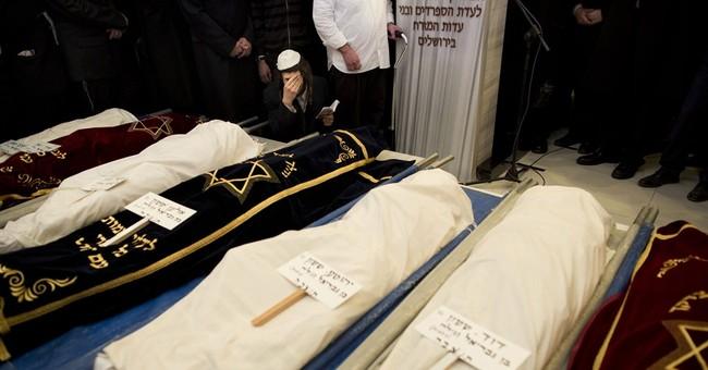 Siblings killed in New York house fire buried in Israel