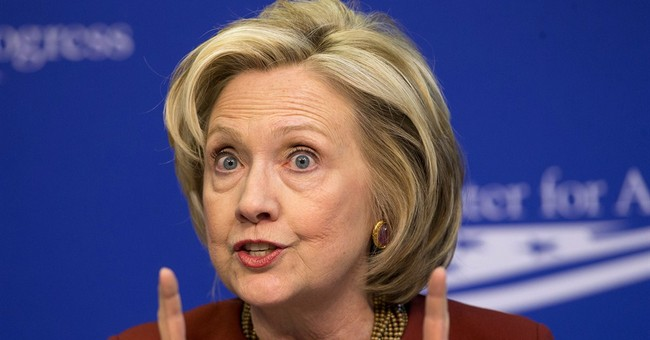 Clinton: US needs solutions to income inequality