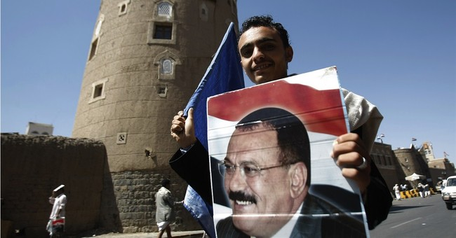 Yemen FM: President Hadi calls for Gulf military, UN action