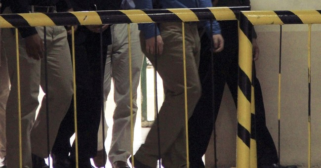 Trial begins in Philippines of US Marine charged with murder