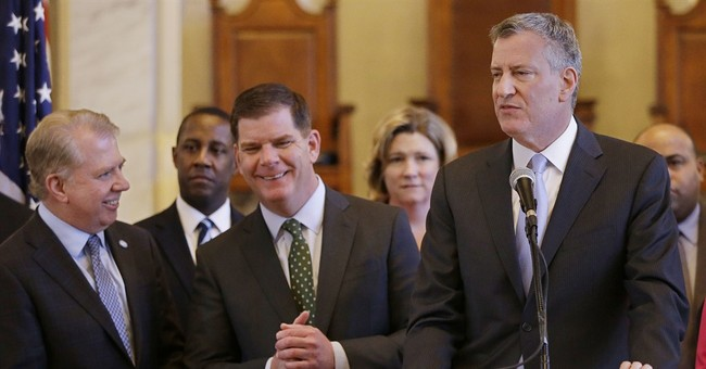 Nation's mayors call for more federal transportation funding