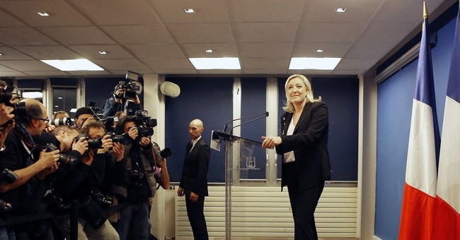 France swings to the right as Europe retrenches