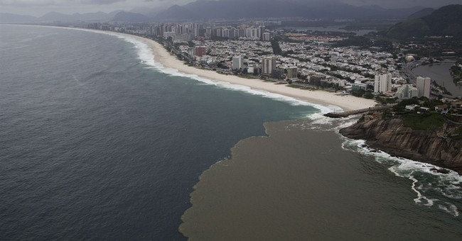 Rio mayor: Olympics 'wasted' chance for water cleanup
