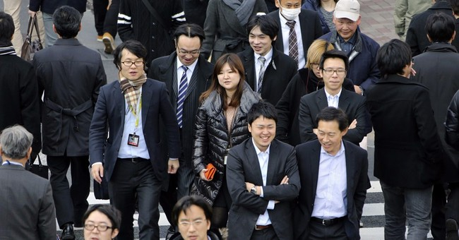 Report: Japan productivity gains key to staving off decline