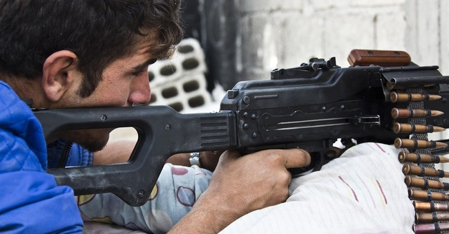 Syria Kurds yet to be fully embraced by US in anti-IS fight