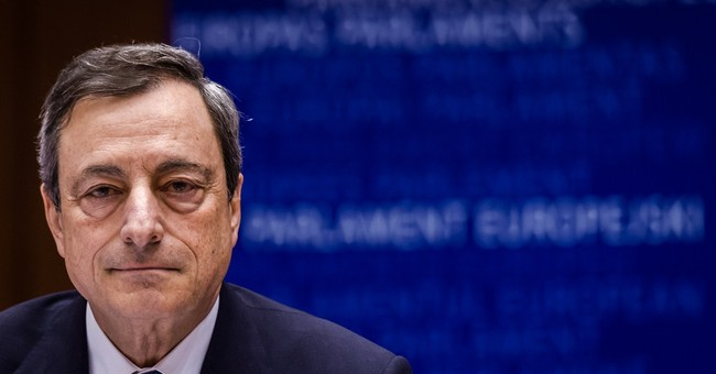ECB head: Restore dialogue between Greece, creditors