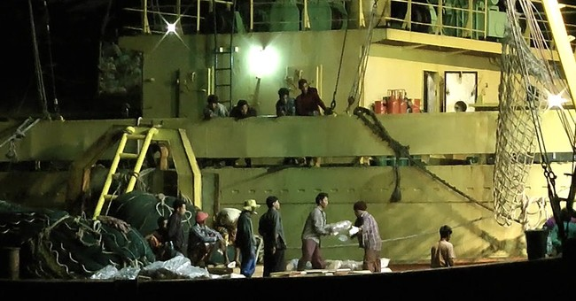 US: Thailand must end slavery in its fishing fleets