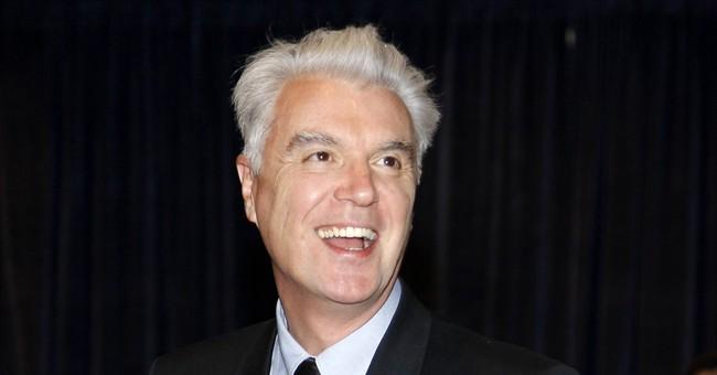 David Byrne joins his tribute concert