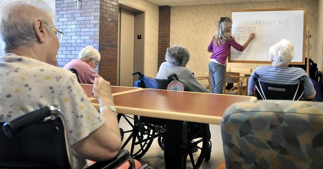 High nursing home bills squeeze insurers, driving rates up