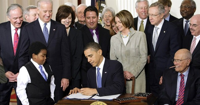 CDC: 11M fewer uninsured since passage of Obama's law