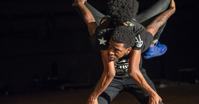 NYC dance performance targets social injustice