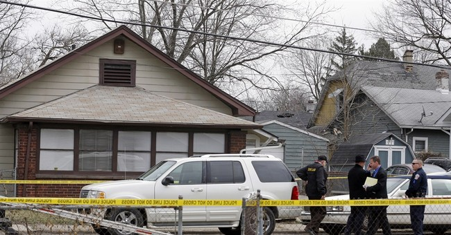 4 shot to death in high-crime Indianapolis neighborhood