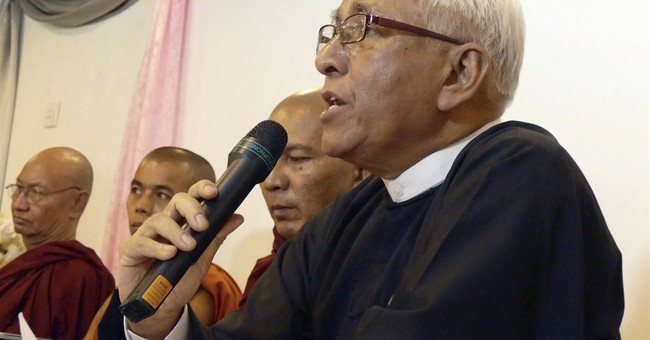Myanmar police reject lawsuit against government minister