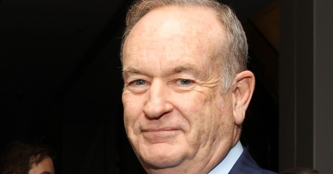Fox's Bill O'Reilly says higher ratings prove he's trusted